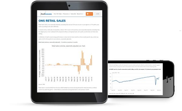 Retail Economic News - Retail Economics